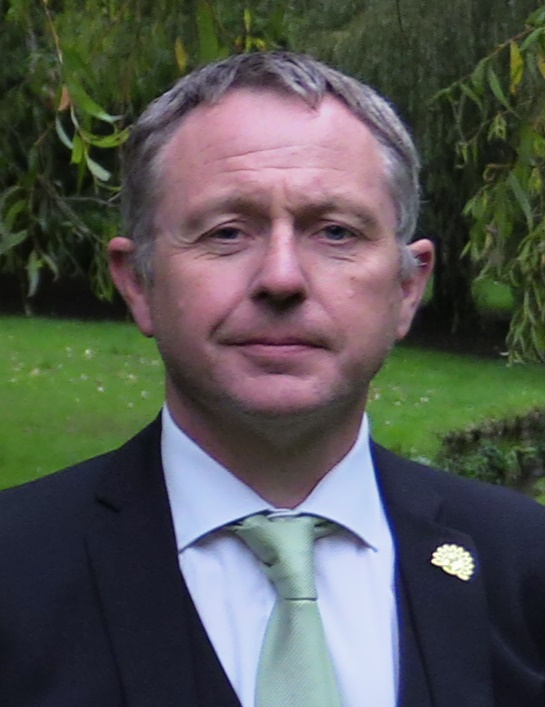 Councillor Simon Bull